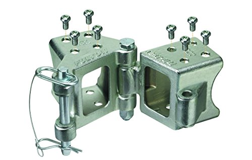 (Fulton HDPB330101 Fold-Away Bolt-On Hinge Kit for 3
