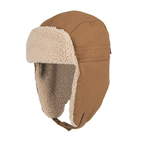 Levi's Men's Trapper Hat, tan, Extra Large (Trapper Large)