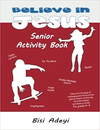 Amazon bog downloader Kindle Believe in Jesus: Senior