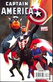 CAPTAIN AMERICA #600 STEVE EPTING COVER NM - Epting Cover