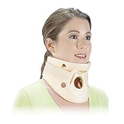 Bilt-Rite Mastex Health 3 1/4 Inch Immobilizer Collar, Beige, Medium