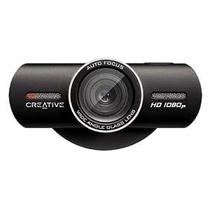 Creative Live! Cam Socialize HD 1080 1080P,12MP Webcam (Discontinued by Manufacturer)