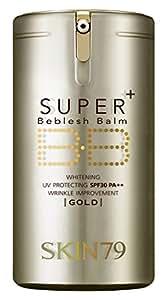 SKIN79 Super+ Beblesh Balm BB Cream VIP Gold Collection (Gold Label) 1.33oz/40g
