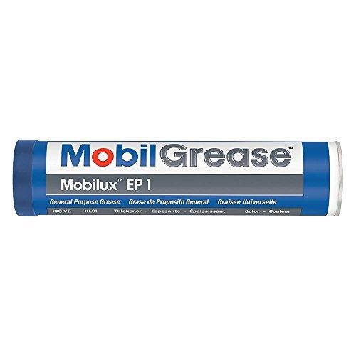 Mobilux EP 1, EP Grease, NLGI 1, 13.7 oz 1 Grease