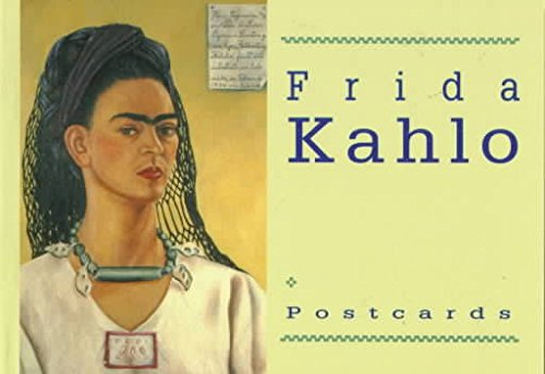Frida Kahlo Postcard Book (Collectible Postcards) - Frida Kahlo Photographs
