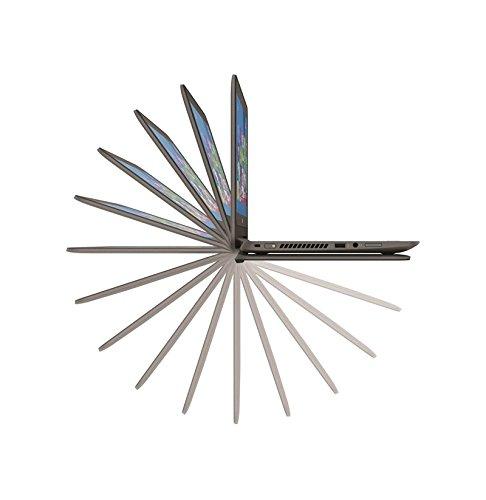 HP X360 11-AB011DX 11.6-Inch Touchscreen 2-in-1 Convertible Premium HD Laptop (Intel celeron...