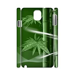 Bamboo Personalized 3D Cover Case for Samsung Galaxy Note 3 N9000,customized phone case ygtg-335502