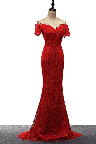 Sleeve Evening Sweetheart Length Dress Purple1 Lace Floor BessWedding Short Women's Prom 1xnwCIAFTq