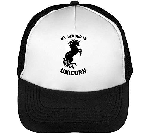 Is Gorras Negro My Beisbol Blanco Unicorn Snapback Hombre Gender 5BxOZxnR