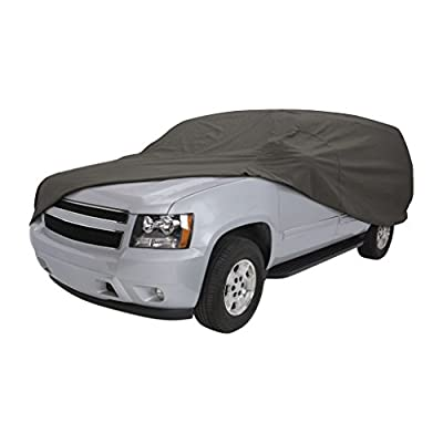 Classic Accessories OverDrive PolyPro III Heavy Duty Compact SUV/Truck Cover