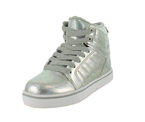 Heelys Uptown Gold/Purple Colourshift Silver/Hologram