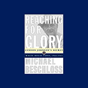 Reaching for Glory Audiobook