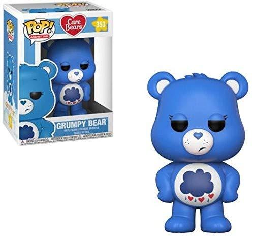 (Funko POP! Animation: Care Bears Grumpy Bear Collectible Figure, Multicolor)