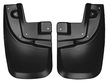 Husky Liners Custom Fit Front Guardabarros para seleccionar modelos de Toyota Tacoma: Amazon.es: Coche y moto