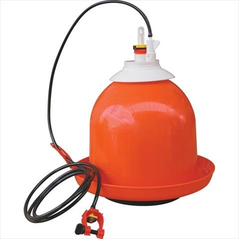 Bell-Matic Poultry Waterer