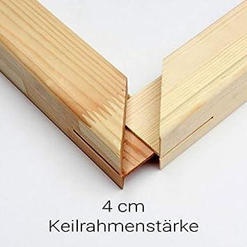 Tasseau 4 cm generisch Cadre en Bois /à Monter soi-m/ême sans Toile de diff/érentes Tailles Disponibles 4 cm 20x30