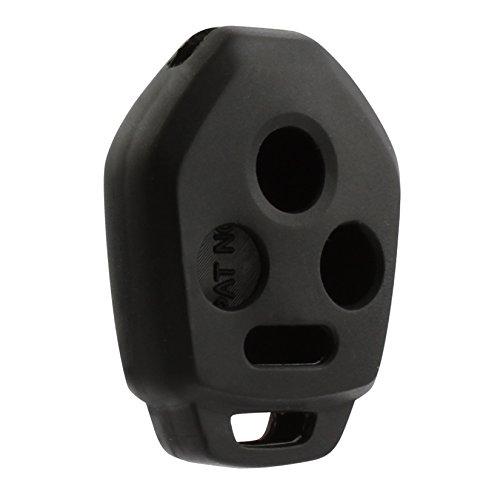 Key Fob Keyless Entry Remote Protective Cover Case Fits Subaru Forester / Impreza / Legacy / Outback / Tribeca / WRX / WRX STI / Crosstrek (Subaru Impreza Rubber)