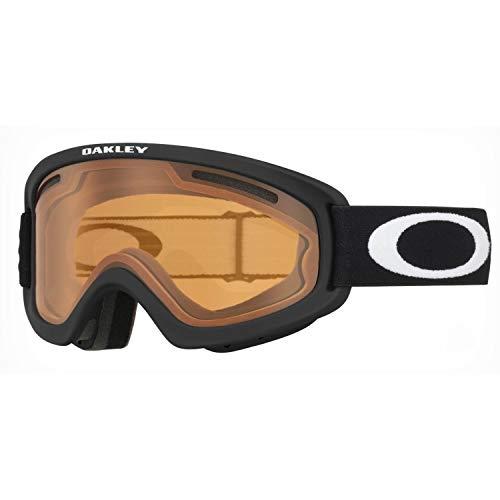 OakleyOO7114 O Frame 2.0 PRO XS Matte Black w/Persimmon & Dark Grey