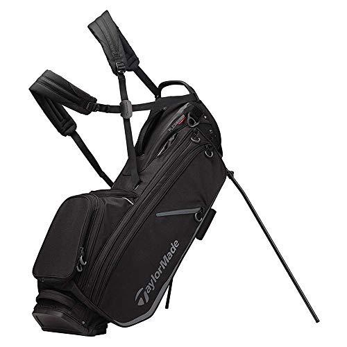 TaylorMade 2019 Flextech Crossover Stand Golf Bag, Black (Renewed)