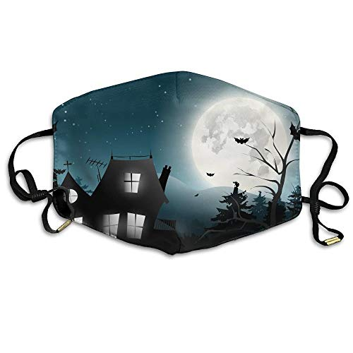 CAOBOO Facemask Ear-Loop Dust Mask Riding Breathable Mask