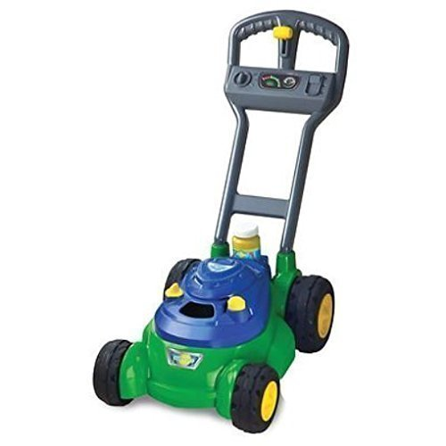 Sunny Days Entertainment Sunzone Bubble-N-GO Toy Mower