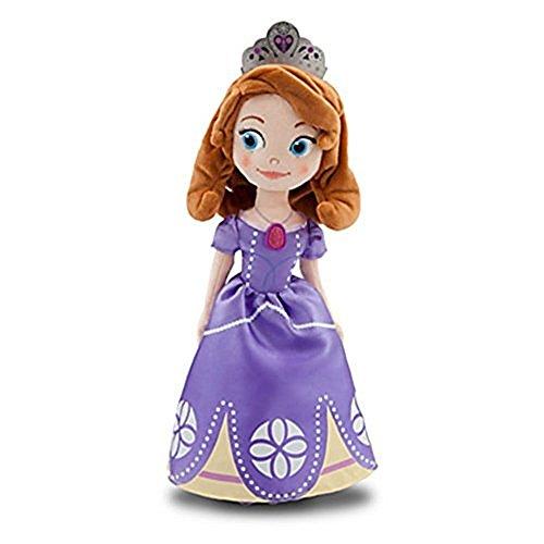 Disney Sofia Plush   13    Sofia The First  Once Upon A Princess