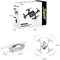 Sky Rover Helicopter Drone Camera Kids Two Years JJRC H44 Elfie Foldable Pocket Drone Mini FPV Quadcopter Selfie 720P WiFi Camera