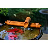 """Bamboo Accents Three-Arm Spout And Pump Kit - 18"""""""
