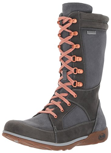 Chaco Womens Lodge Impermeabile Mid Boot Boot Castlerock