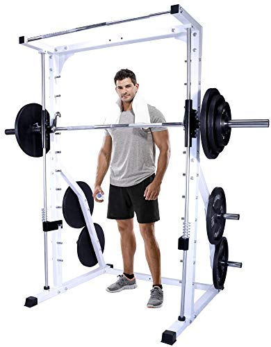 Deltech Fitness Linear Bearing Smith Machine reviews
