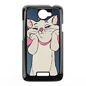 Aristocats Htc One X Cell Phone Case Black Special gift AJ889866
