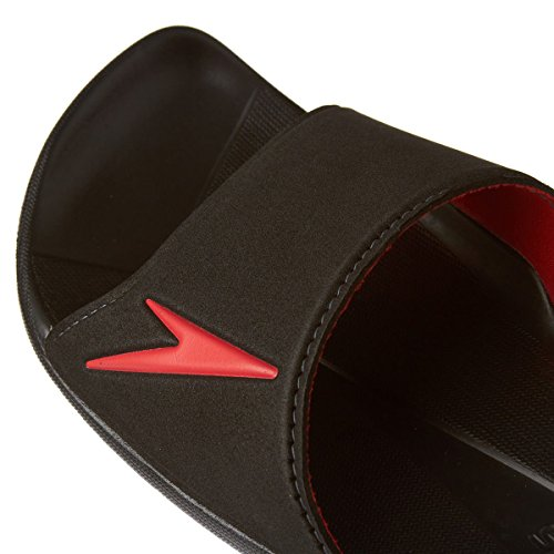 Speedo M Atami Ii Chaussures Homme Noir/Rouge Taille 43