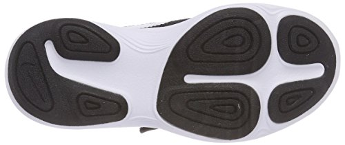 Nike Boys' Revolution 4 (PSV) Running Shoe, Black/White-Anthracite, 3Y Youth US Little Kid by Nike (Image #3)
