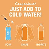 Pedialyte Electrolyte Powder, Orange, Electrolyte