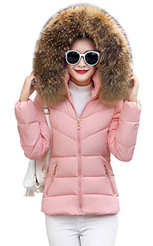 Jacket Parka Hiver Ghope Veste Fille Court Femme Automne Manteau w6q6YAtO