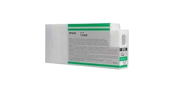 Epson Singlepack Green T596B00 UltraChrome HDR 350 ml – Ink ...