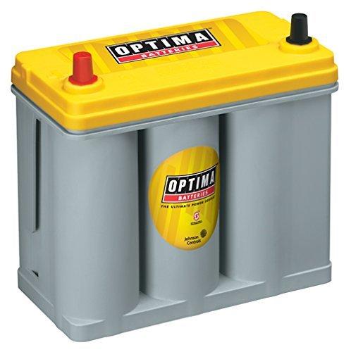 Optima Batteries 8171-767 (DS46B24R) YellowTop Prius (Optima Agm Battery)