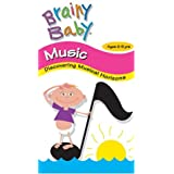 Music - Brainy Baby - Vhs