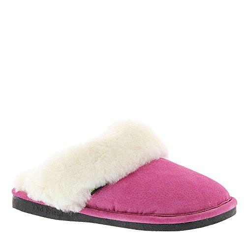 Friend Old Women's Scuff Hot Slipper Pink USqzwSxC