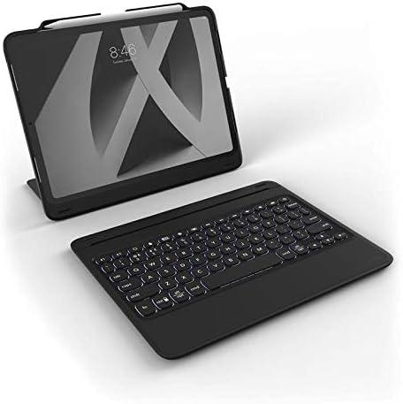 ZAGG Teclado Rugged Book Go Apple iPad Pro 11 KB Negro Reino Unido
