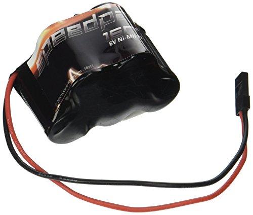 Dynamite 6V 1600mAh Ni-MH Receiver Pack 3+2 Hump Battery (Mah 1600 Battery Rc)