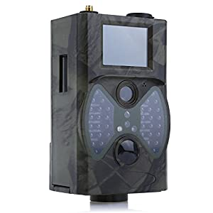 HC-300M 12 Megapixel HD Outdoor Infrared Sensing Night Vision Automatic MMS Hunting Hunting Camera