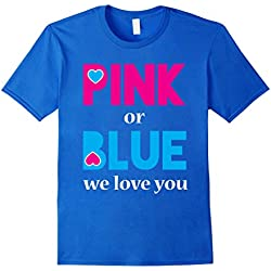 Mens Maternity Clothes New Mom Gifts Womens Shirts Plus Size Large Royal Blue