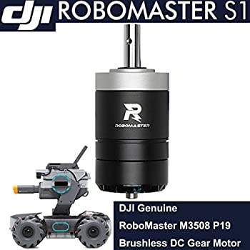 Image of Accessory Bundles Huaye RoboMaster S1 Intelligent Educational Robot STEM Repair Parts Supplement Accessories Compatible with DJI Robomaster S1 (DJI Genuine M3508 P19 Brushless DC Gear Motor)