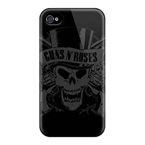Premium Guns N Roses Heavy-duty Protection Case For Iphone 4/4s