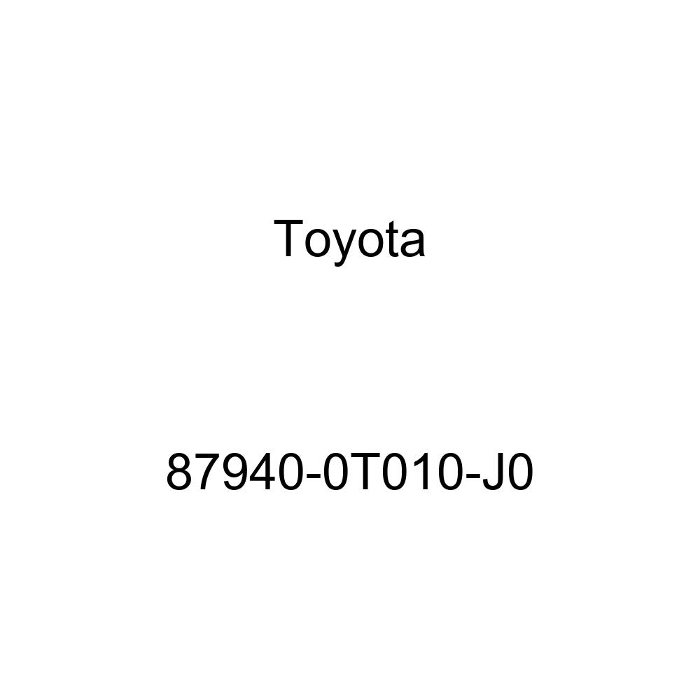 Genuine Toyota 87940-0T010-J0 Rear View Mirror Assembly