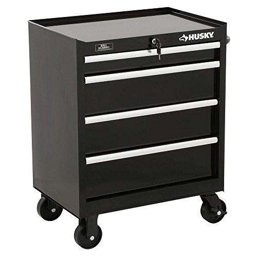 wer Tool Cabinet, Black ()