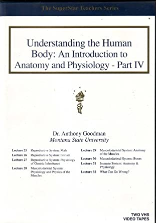 Understanding The Human Body An Introduction To