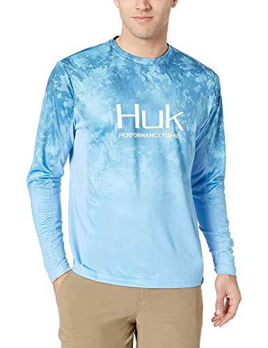 Huk Men's Icon X Camo Fade Shirt, Flow, X-Large ()