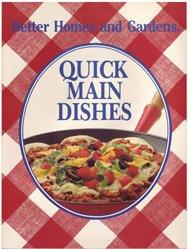 Quick main dishes Rosemary C Hutchinson